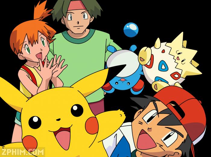 Ảnh trong phim Bảo Bối Thần Kỳ 2 - Pokemon Season 2 2