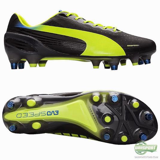 Puma EvoSpeed 2013 boots
