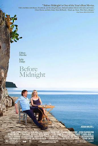 Πριν Τα Μεσάνυχτα Before Midnight Movie Poster
