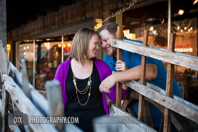 Fort Worth Engagement Photography Stockyards