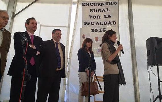 Encuentro Rural por la Igualdad 2015