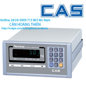đầu hiển thị cân điện tử cas nt-501A-502A 4 số
