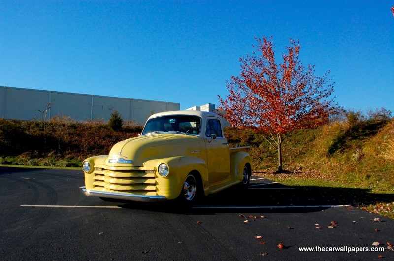 48 Chevy Truck