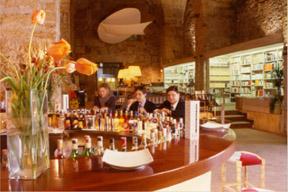 Sizilien - Kursaal Kalhesa - Die mafia-freie Kombination aus Restaurant, Bar und Buchladen