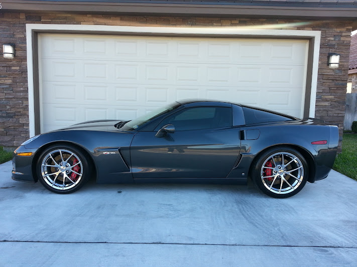 2bc2b0e5490 Cyber Grey Metallic Only Picture Thread - Page 13 - CorvetteForum ...