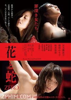 Hoa Và Rắn 4 - Flower And Snake: Zero (2014) Poster