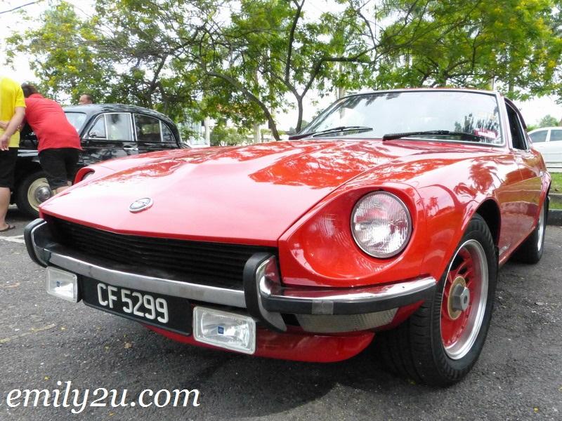vintage cars Ipoh