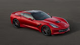 DETROIT 2013 - 2014 Chevrolet Corvette officially revealed [VIDEO]