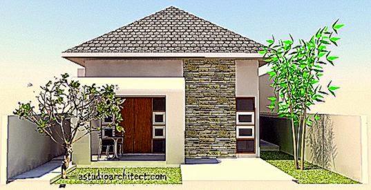 Desain Rumah Gratis Gallery Taman Minimalis Arsitektur Tinggal Interior Gambar