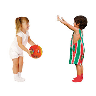 Phát triển động tác vận động cho trẻ từ 4 - 5 tuổi