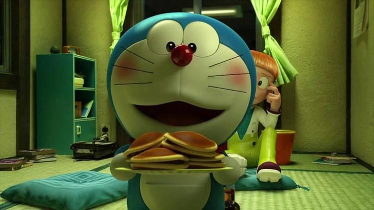 Doraemon y los Dorayakis, su postre favorito