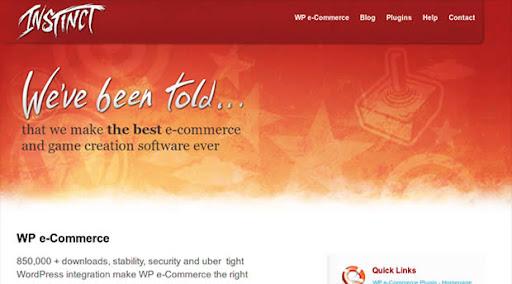 WordPress eCommerce WP eCommerce