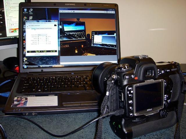 Windows:カメラをリモート操作出来る無料ソフ …