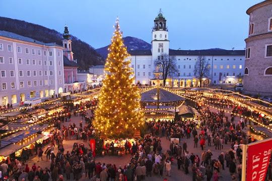 Mercadillo de Salzburgo