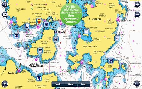 Aplicación Marine Europe