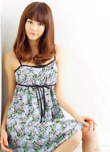 Tokyo Actress and Model Mirei Kiritani