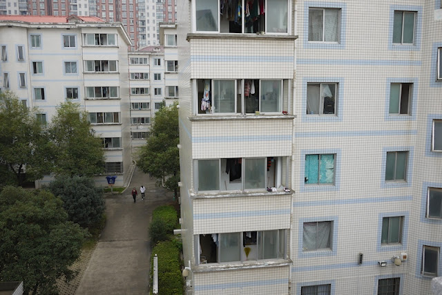 College Dormitories in China: Central South University of Forestry