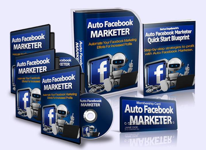 Auto FB Marketer 2.0 Review - Bonus