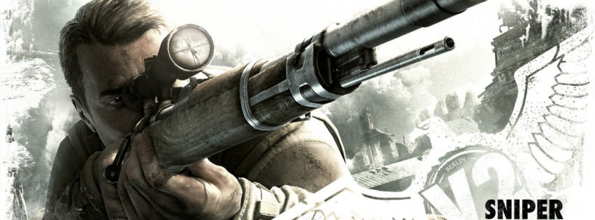 Sniper elite facebook cover