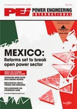 Power Engineering International 03/2014 Cover