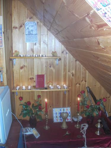 Sacred Space A Personal Altar