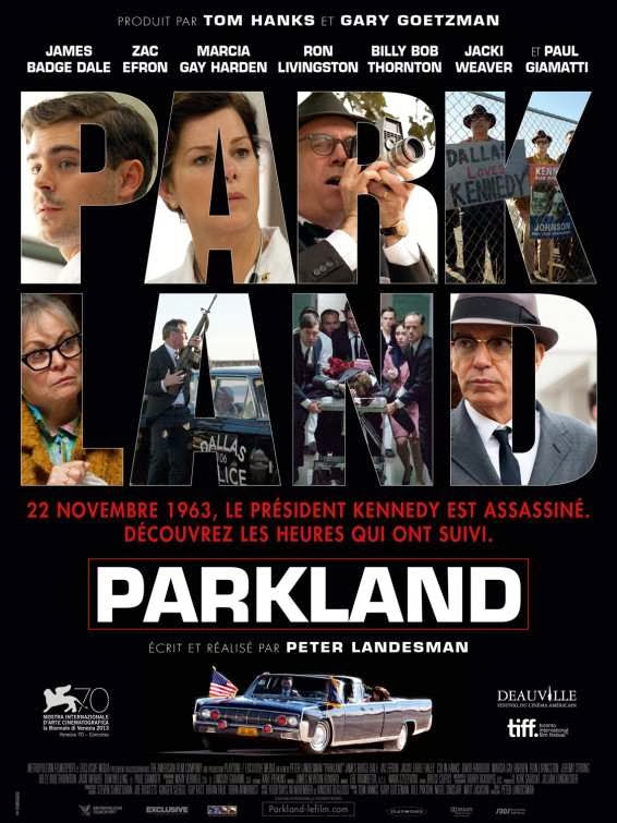Poster Of English Movie Parkland (2013) Free Download Full New Hollywood Movie Watch Online At Alldownloads4u.Com