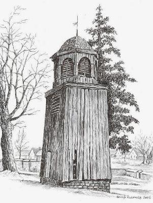 Dzwonnica w Czerńcu