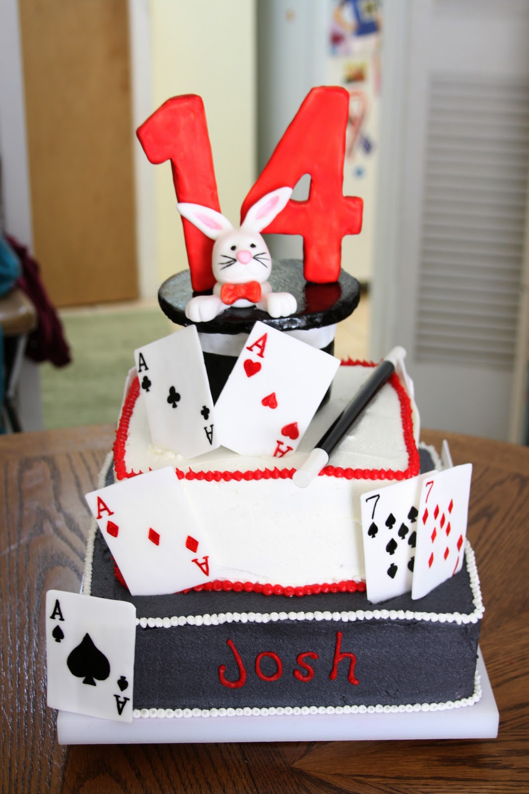 Carlas Cakes Magic Cake