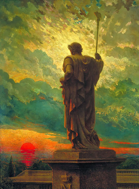 James Carroll Beckwith - The Emperor