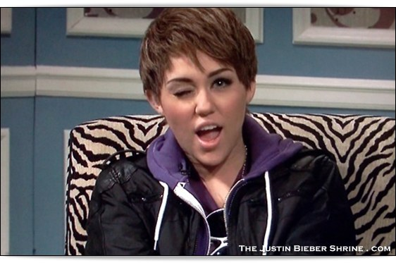justinbieber mileycyrus snl march 5 2011