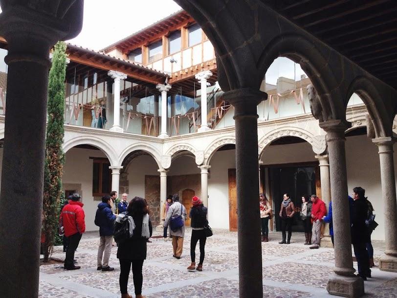 Palacio de Verdugos, Que ver en Ávila en un día