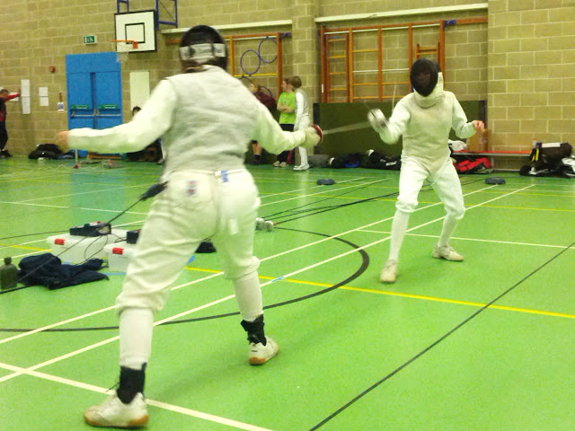 Townsend and Pritchard in Hmpshire Foil final 2012