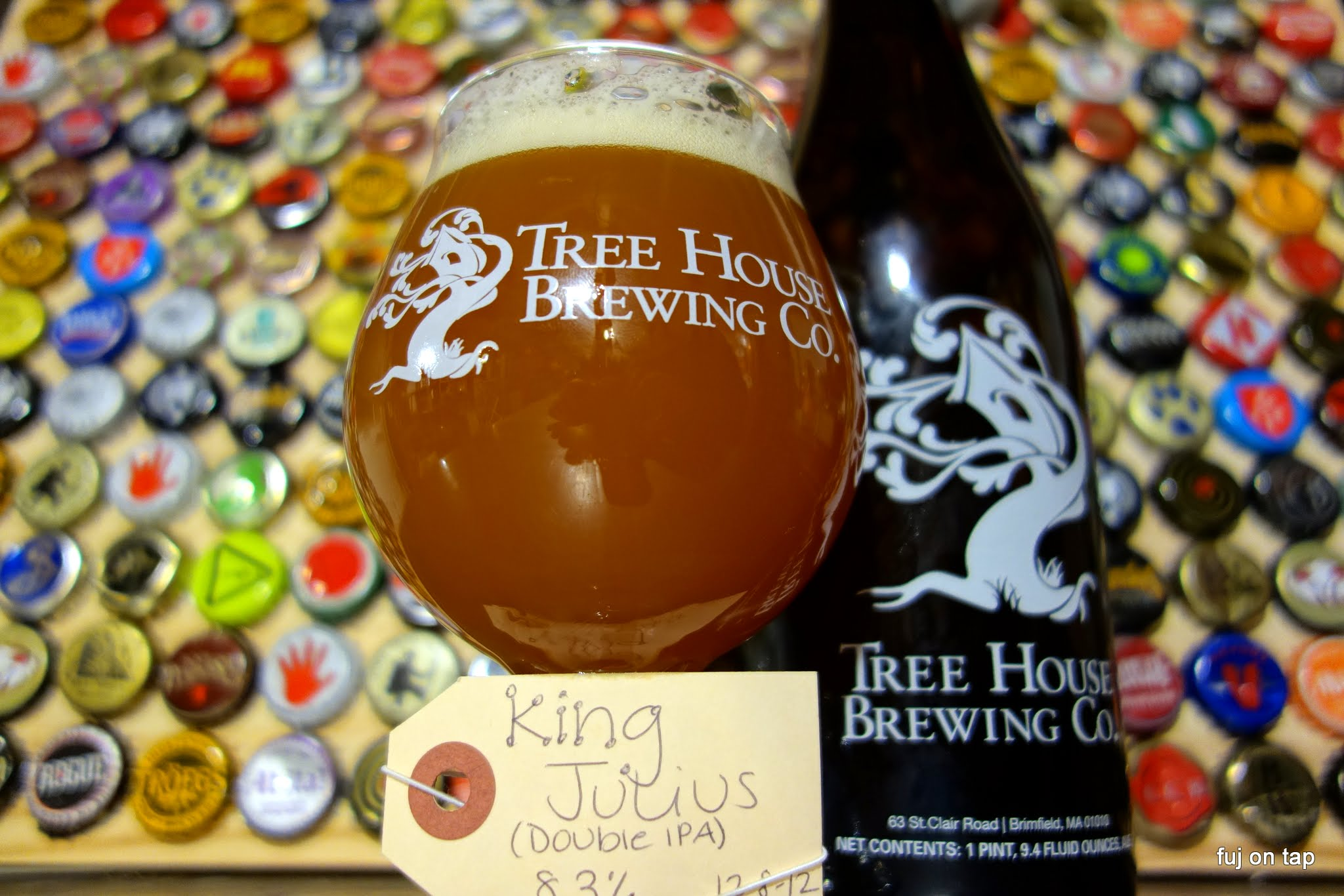 Tree House Brewing Co. King Julius