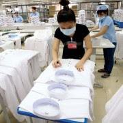 Đơn hàng may quần áo sơ mi cần 6 nữ thực tập sinh làm việc tại Fukui Nhật Bản tháng 05/2016
