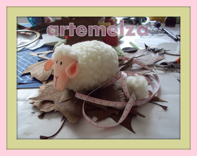 artemelza - ovelhinha métrica