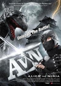 Alien VS Ninja สงคราม เอเลี่ยน ถล่มนินจา HD [พากย์ไทย]