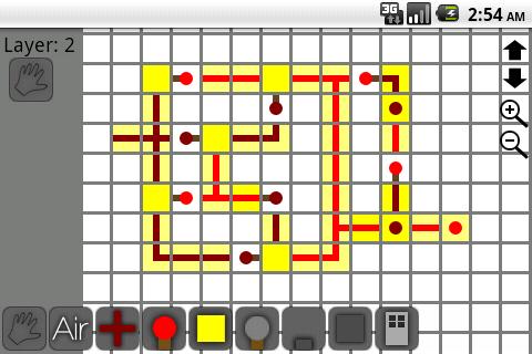 Tool] Android Redstone Simulator v1 03 - Minecraft Tools