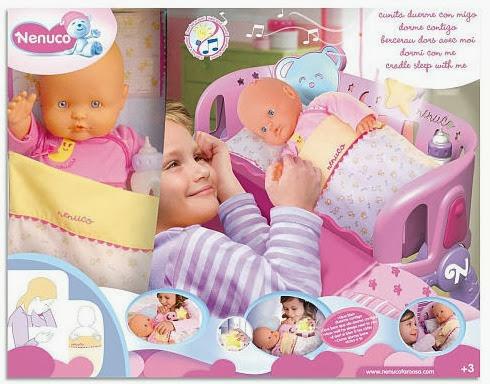 Nenuco Doll and Sleep With me Cradle Set
