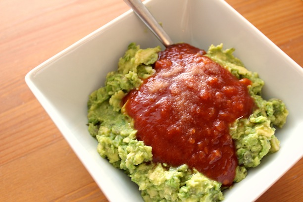 recipe for easy three step guacamole