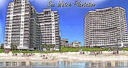 Condos For Sale in Sea Watch Resort Myrtle Beach
