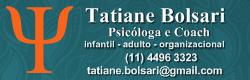 tatiane Bolsari _ Psicologia