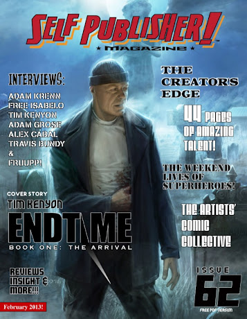 Self Publisher Magazine #62