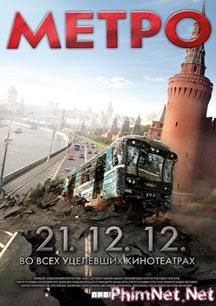 Thảm Họa Tàu Điện Ngầm Full Hd - Metro 2013 - 2013