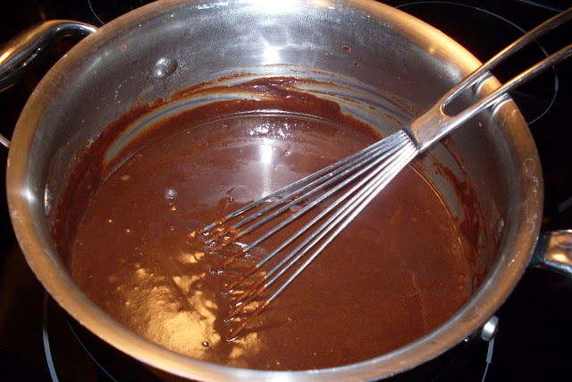 Silky smooth Chocolate Dessert Sauce, from Five Star Favorites.