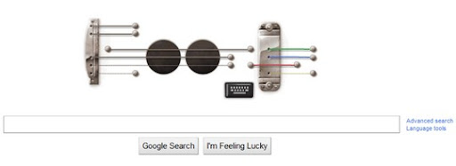 google guitar logo
