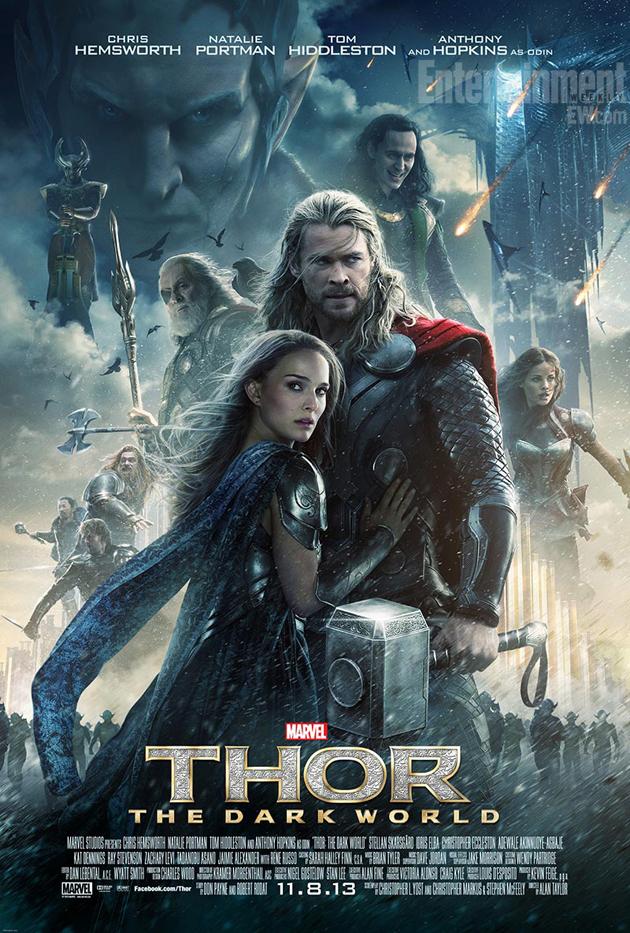 Phim Thế Giới Bóng Tối - Thor: The Dark World 2013
