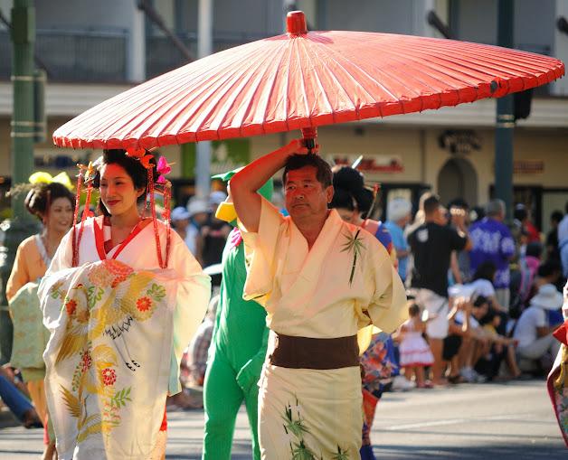 kimono tại nhật