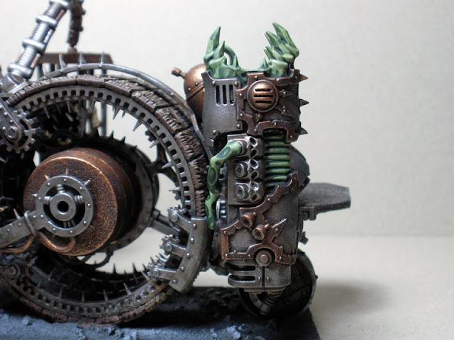 chaos - Black Dwarfs Engine of chaos SANY0755