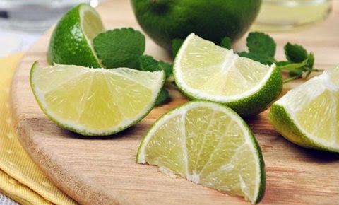 lemon mengandung antibiotik