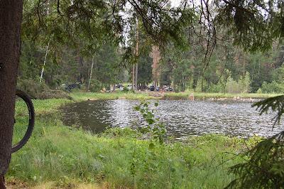 Юго-западная часть озера